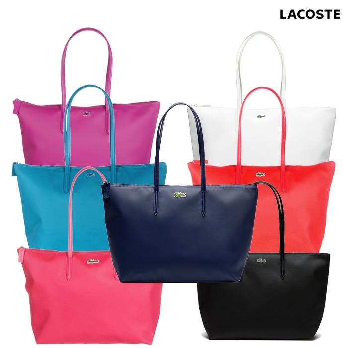 라코스테 LACOSTE LARGE SHOPPING BAG NF1888PO