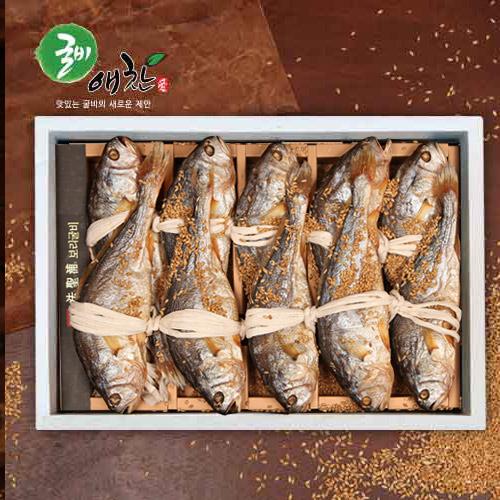 굴비애찬 부세보리굴비(특대) 10미 (28~31cm), 1세트, 10마리
