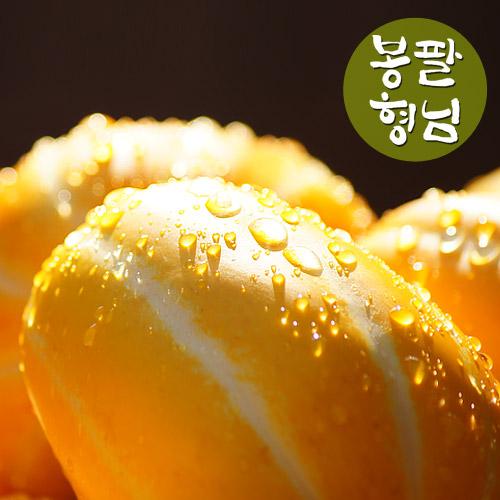 [봉팔형님] 성주 꿀참외, 1박스, 가정용 5kg (한입) 24~30과