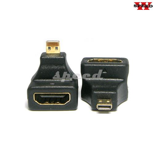 더블스피드 DVI HDMI 모니터 연장 변환 연결 젠더 케이블 듀얼모니터, AN0100
