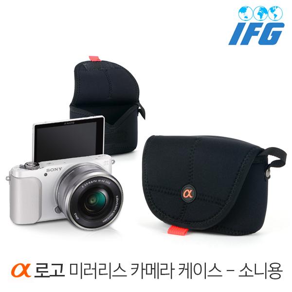 소니 미러리스 카메라 파우치 A5100/A5000/A6500, 단일상품