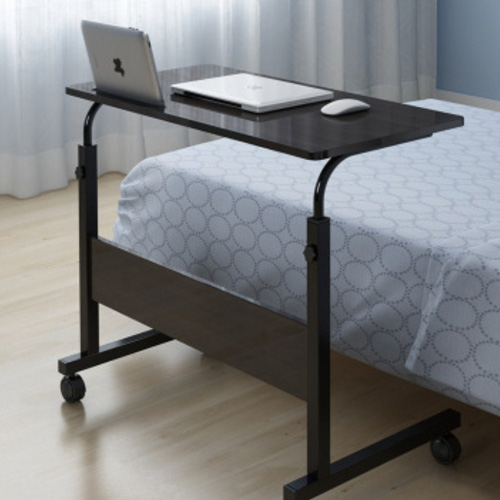 (주)인피닛코리아 사이드테이블 이동식테이블, F013-DOC 사이드테이블B 80*40 다크오크(테블릿형)