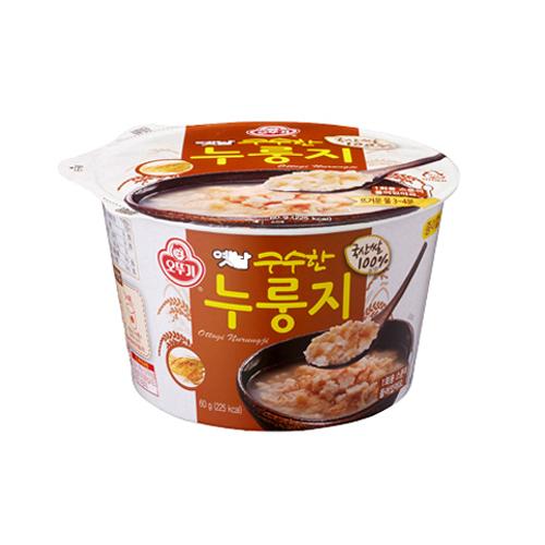 오뚜기 컵밥(제육.낙지 닭갈비 오삼 참치) 누룽지컵, 1개