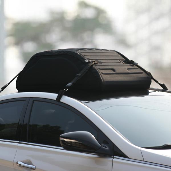 케븐 차량용 루프백 전차종가능 캠핑 자동차 루프박스, 1개
