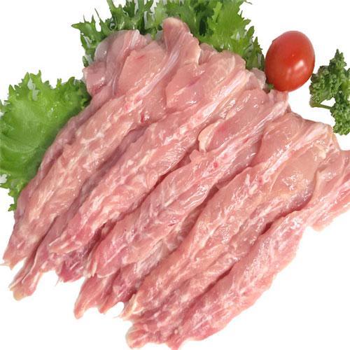 스토아문 냉동 닭목살 1kg, 1개