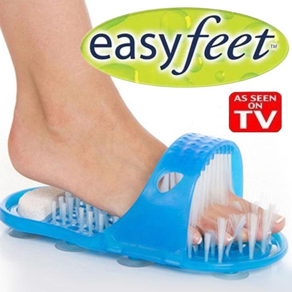 이지피트 발세척슬리퍼 발닦이 각질제거 욕실용품