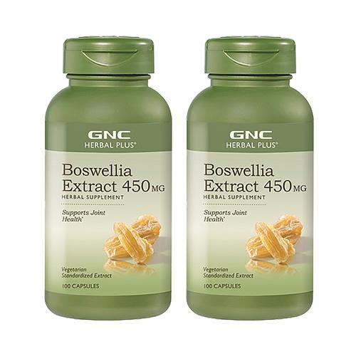 GNC 보스웰리아 100캡슐 x2, 2개