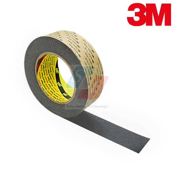 3M 실외용 미끄럼방지테이프 50mm 6M, 회색 6M 1개