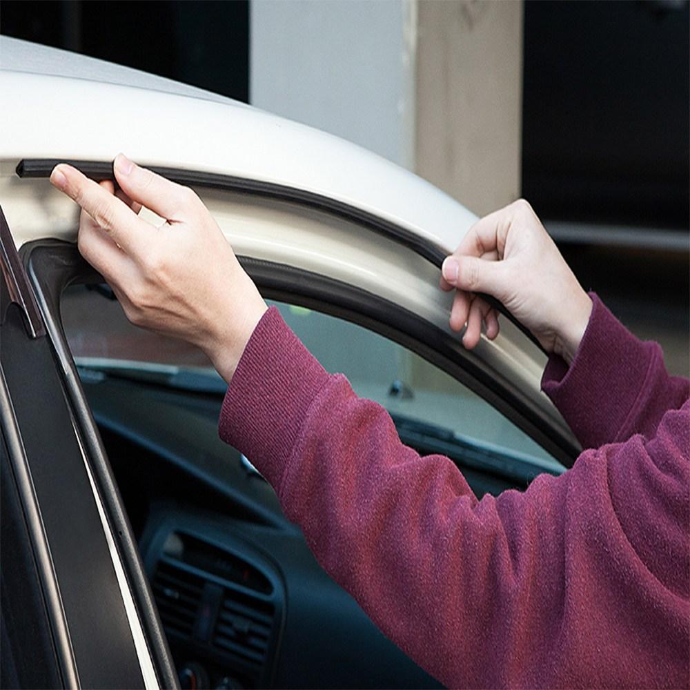 윈드콕-풍절음 최적화 패키지 D형 자동차 방음 흡음 실내방음재