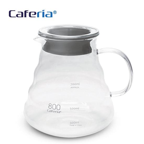 [카페리아] 커피서버 800ml-CG3, ., 1개