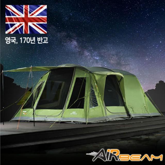 캠핑용품 텐트용품 캠핑장비 텐트장비 (반고)스펙트럼 600 이구아나 +루프플라이/에어빔/대형 텐트