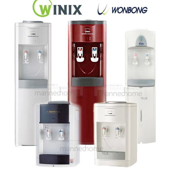 아쿠아글로리 스탠드형 국내생산 냉온수기 냉온정수기 정수기, 냉온수기 GD-700S(하프형)