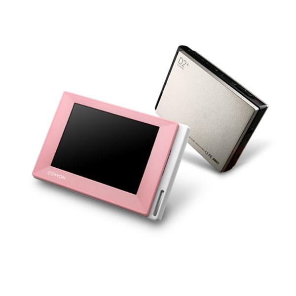 코원 디2 플러스 MP3 D2 4GB8GB+2종사은품, [코원]D2플러스DMB[4GB][화이트]