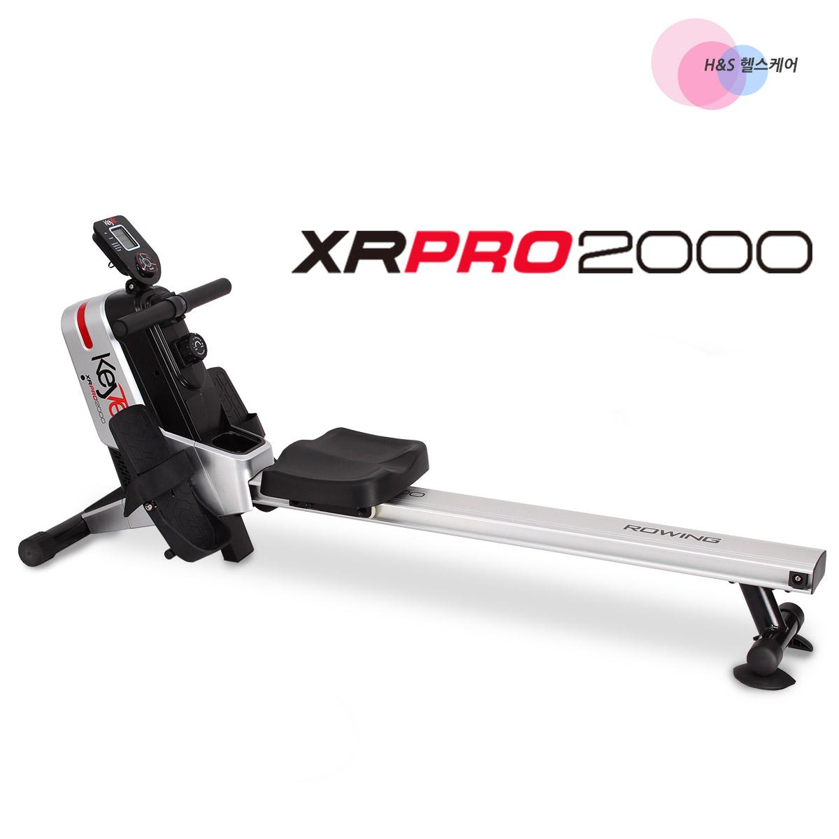 키텍 XR PRO 2000 로잉머신 유산소운동기구
