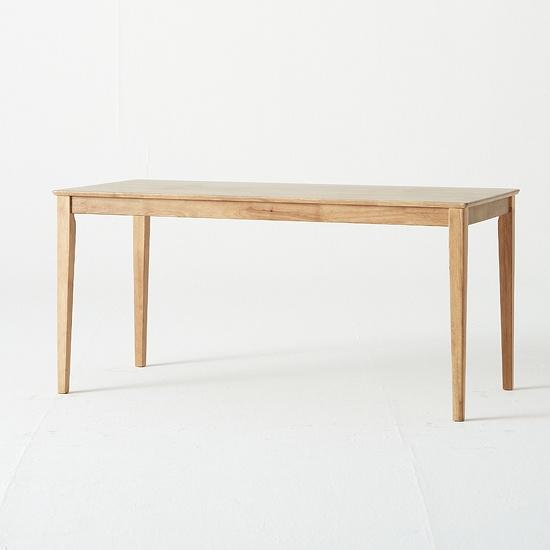 한샘 로하 원목 6인 식탁 (의자 미포함) DIY, 단일상품