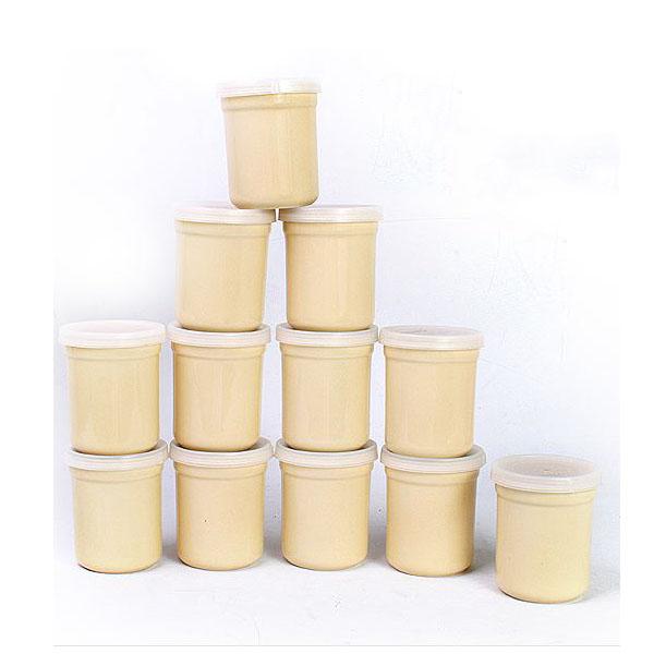엔유씨 요구르트 제조기 게르마늄컵 12p, 게르마늄컵12P
