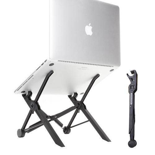 NEXSTAND 본사인증 정품 K2 노트북 거치대 접이식 휴대용 받침대 넥 스탠드, K2 노트북스탠드(단일색상)