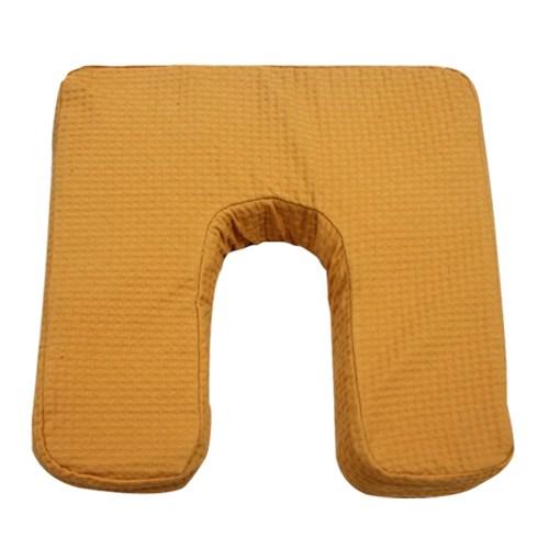 야자수나라 욕창받침대 욕창방석 욕창예방관리제품, 황토색