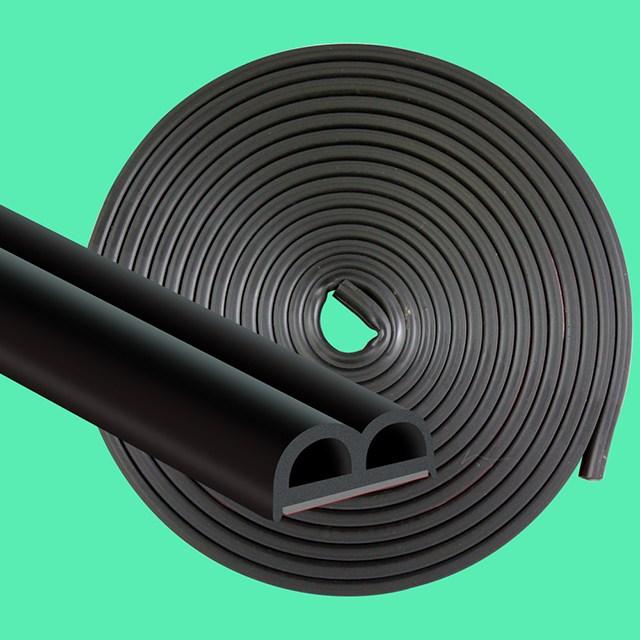 (ES) 소음차단 터널형 더블 풍절음 차단몰딩 4.3M