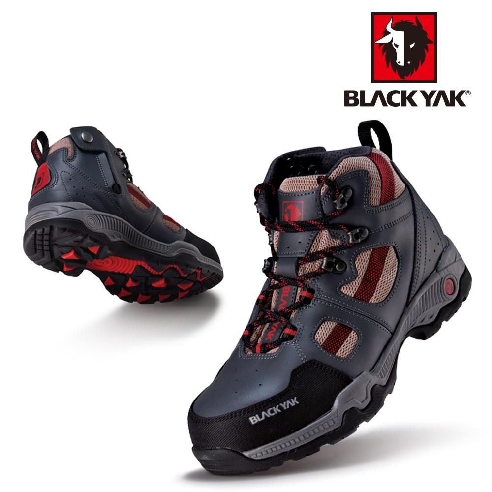 블랙야크 YAK 65 캐주얼 안전화 작업화 등산 6인치