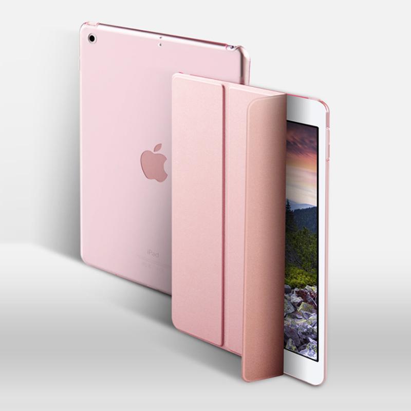 STRAH 애플 아이패드 프로 10.5 슬림 케이스, 로즈골드