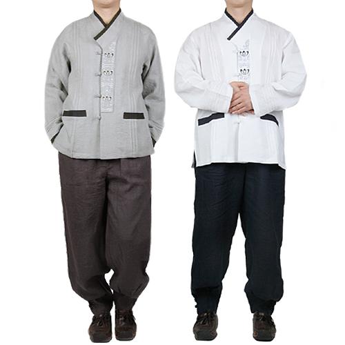 단아한의 남성 생활한복 강호세트 (POP 33001020)
