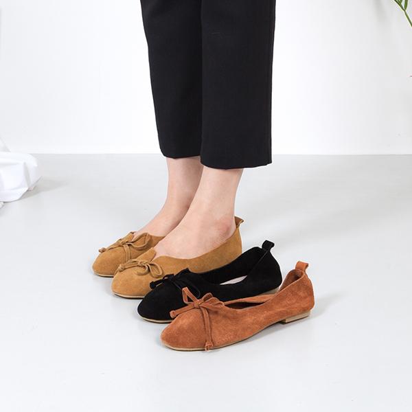 홍대언니:모닌 모카신 신발 여성구두 단화 로퍼 플랫