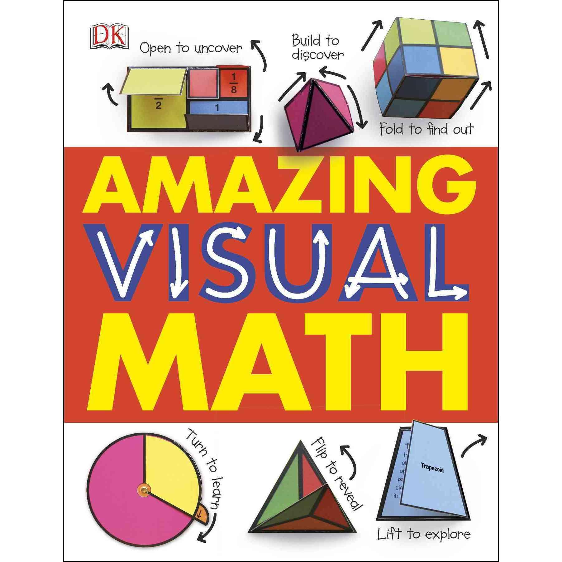 Amazing Visual Math, Dk Pub