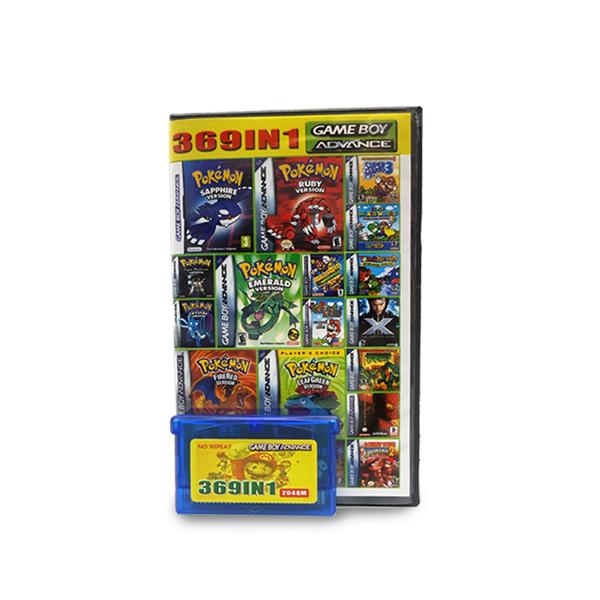 GBA 369 합팩 Game, 369합팩