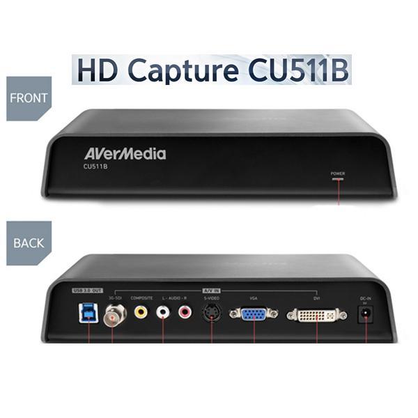 USB 3.0 아날로그 캡쳐장비 SDI DVI HDMI(CN1115), 본상품선택