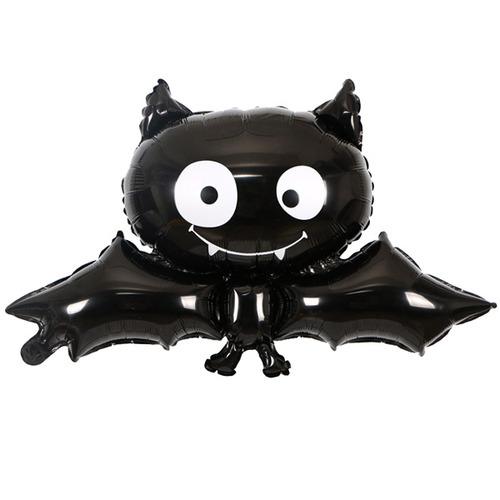 애니데이파티 할로윈 풍선 천장장식, 13_호일풍선-꼬마박쥐