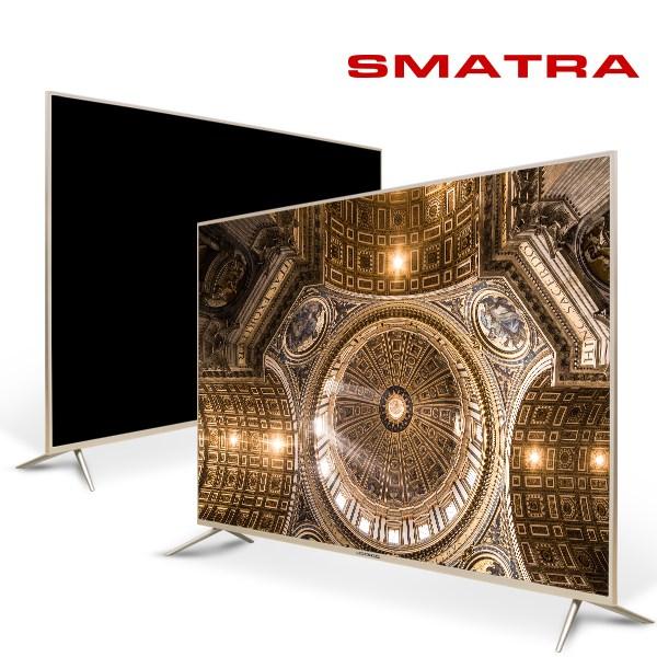 스마트라 55인치(139.7cm) UHD TV UHD-55F, 스마트라 55인치(139.7cm)UHDTV UHD-55F 방문설치 벽걸이형(브라켓제외)