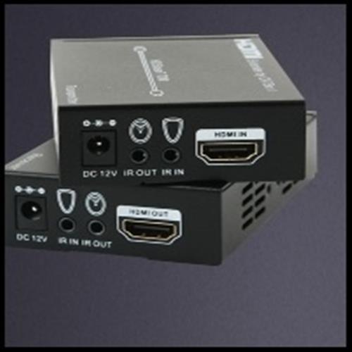 장거리 전송 HDMI RJ45 리피터 70M/송.수신기 세트/3D 영상 지원