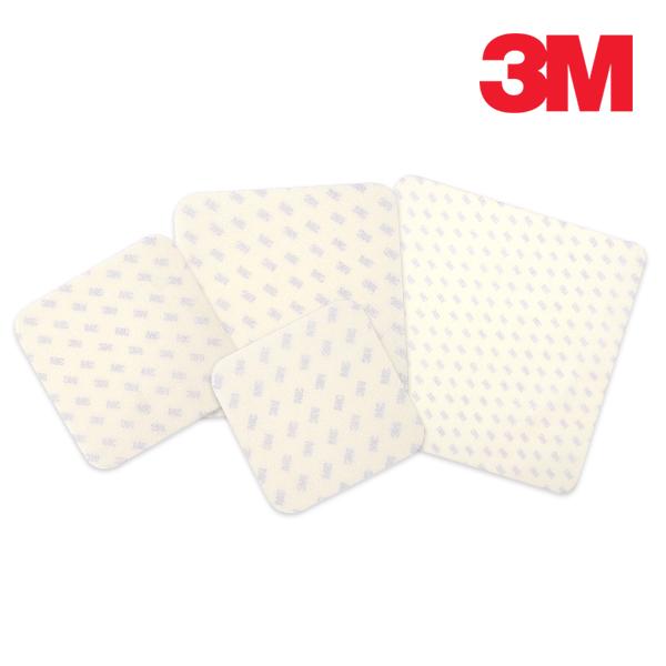 3M 욕실 미끄럼방지 테이프 스티커 사이즈별 방수 소재 국내산, 14*14 1셋트(10장)
