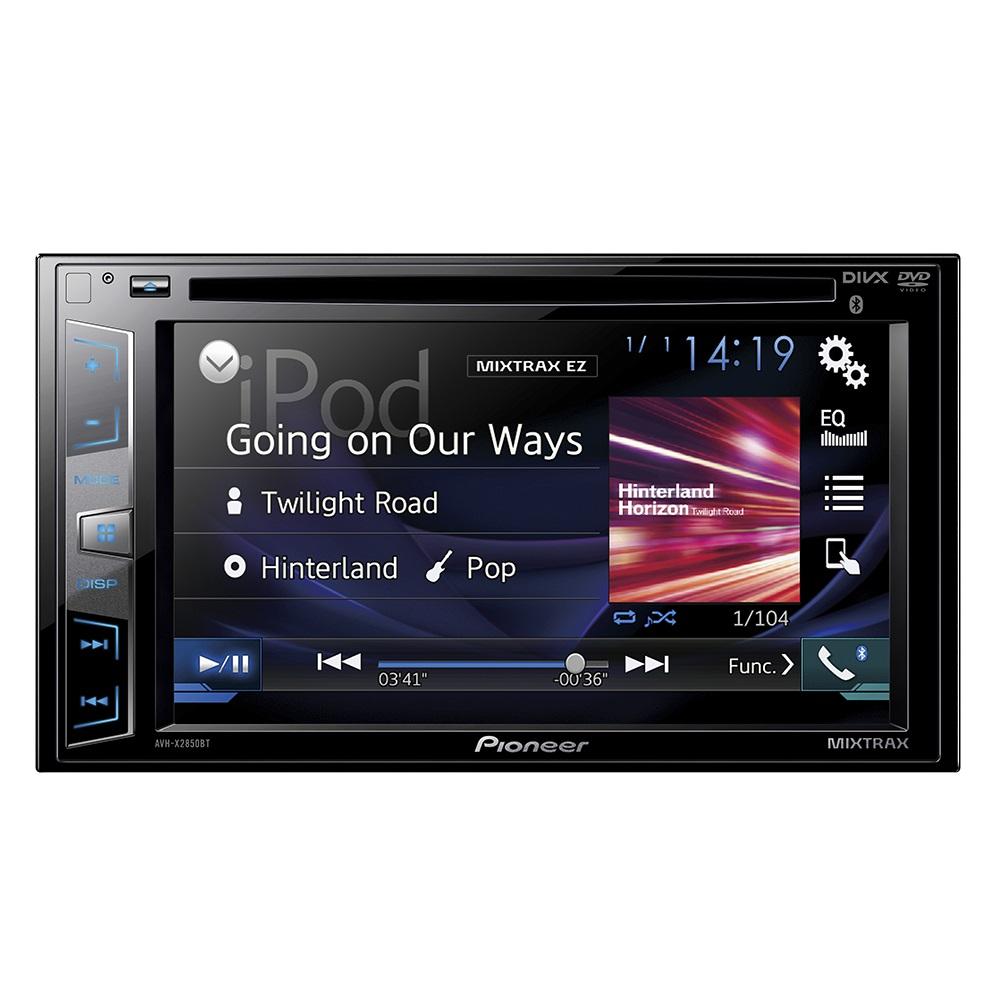파이오니아 AVH-X2850BT 블루투스 카오디오