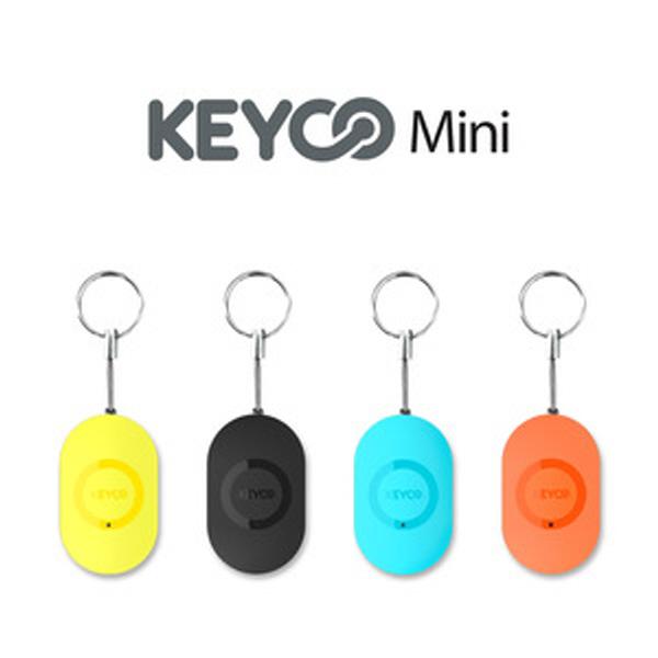 키코 미니 블루투스 분실방지 KEYCO TBHH01AP0, 파랑, 1개