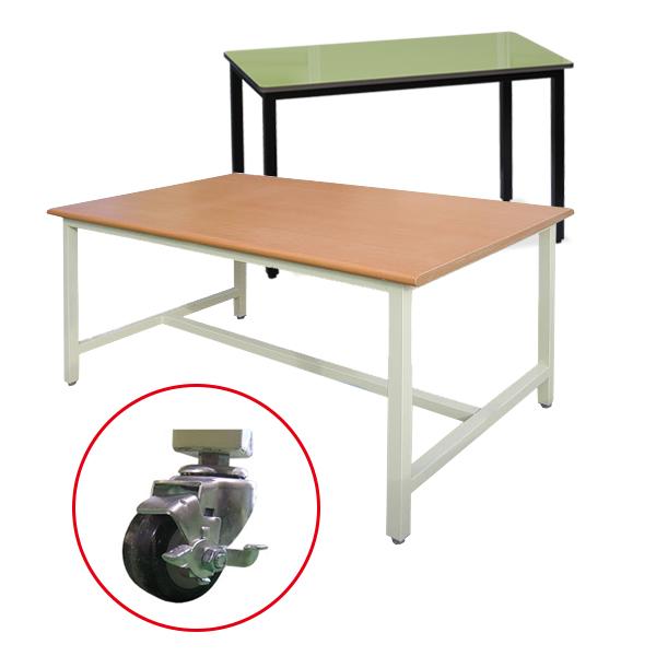 하중200kg이상!! 흔들리지않는 고정테이블 작업대 작업테이블, 1200x900 B형(포밍판)