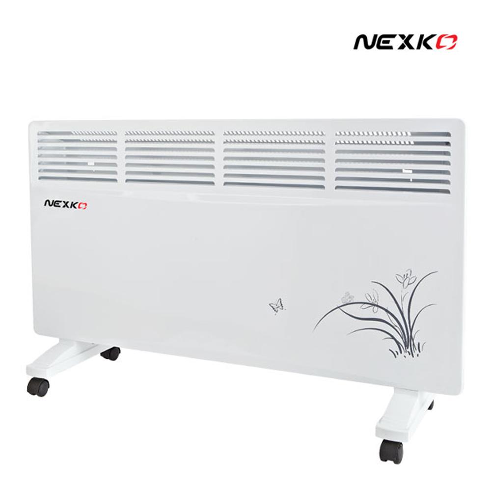 한솔 HSH-C1000AP 동파방지 욕실히터 전기컨벡터, HSH-C2000AP (16~19㎡)