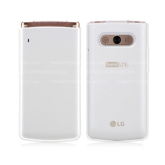 다린 LG 스마트폴더(LGM-X100) 투명 하드 케이스 폴더폰