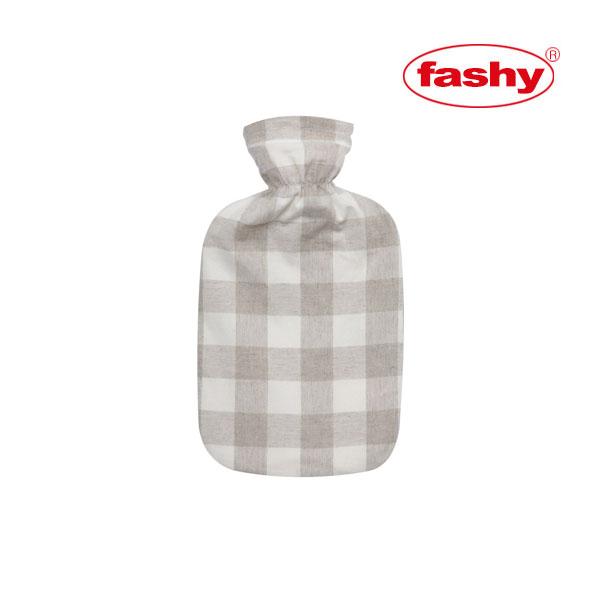 파쉬 2L 보온물주머니+체크면커버 독일정품 핫팩 찜질팩