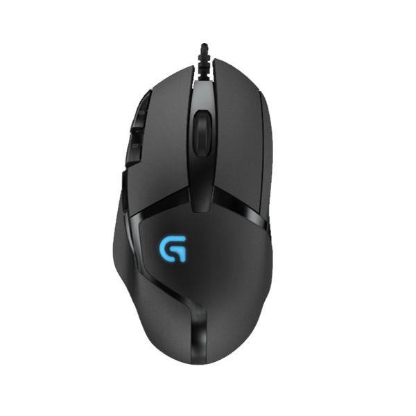 로지텍 G402 게이밍 마우스 병행, 단일색상(블랙계열), G402 벌크패키지 [병행]