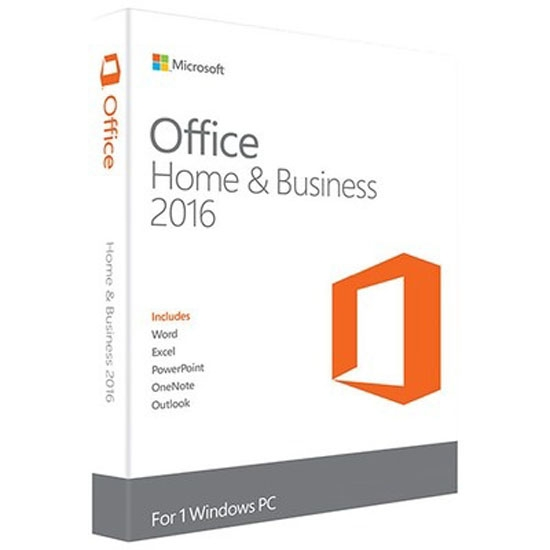 Microsoft Office 2016 Home & Business (PKC 한글), 留