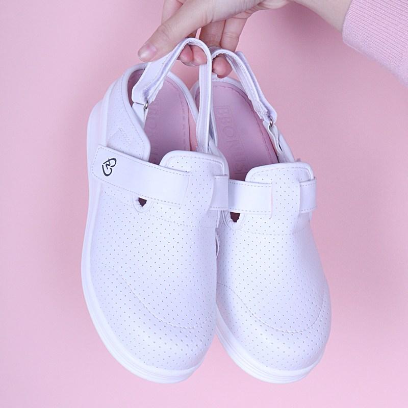 뽀너스 푹신푹신 간호사 신발 간호화 딥쿠션 샌들 BB-DW-W2