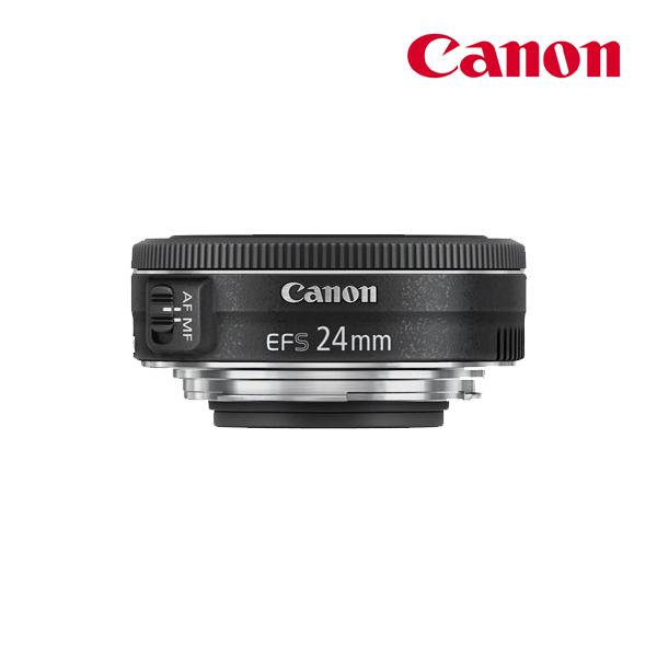 캐논 EF-S 24mm F2.8 STM 단렌즈