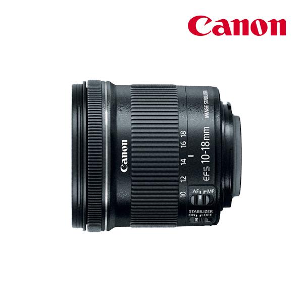 캐논 줌렌즈 EF-S 10-18mm F4.5-5.6 IS STM