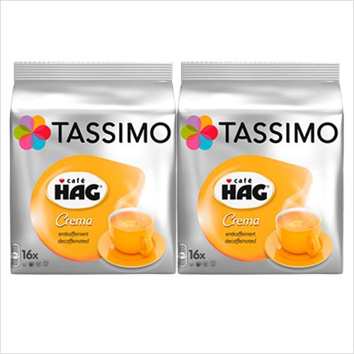 타시모 카페하그디카페인아메리카노32캡슐2팩 캡슐 커피 1개
