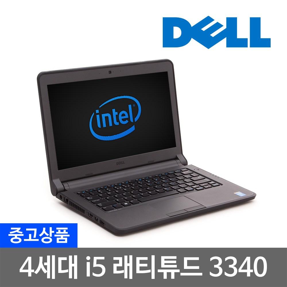 델 노트북 Latitude 3340, 단일색상-RAM 4GB/500GB HDD, Dell Latitude 3340 기본형
