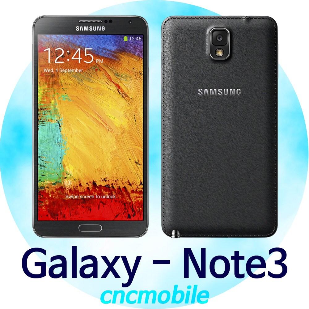 삼성 갤럭시노트3 중고폰 공기계 휴대폰, 화이트, B급-KT