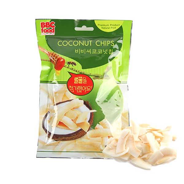 비비씨 코코넛칩 40g, 단품