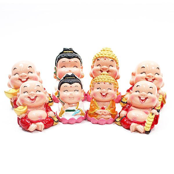 붓다북 미니불상 (아기불상) - 부처님 관세음보살 불교캐릭터, 아기관세음보살